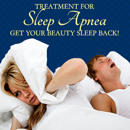 Get Your Beauty Sleep Back with Sleep Apnea Treatment