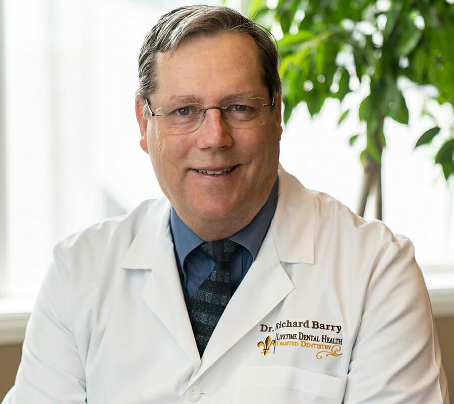 Dr. Richard Barry